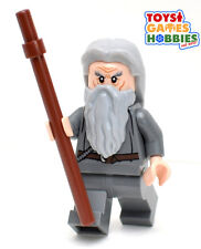 *NEW* LEGO Gandalf the Grey Wizard with Staff 79005 Wizard Battle LOTR Hobbit