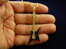 (M-301-C) B C Rich IRONBIRD electric guitar PENDANT necklace Pick 1 of 4 colors