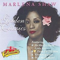 Marlena Shaw: Golden Classics NEW CD