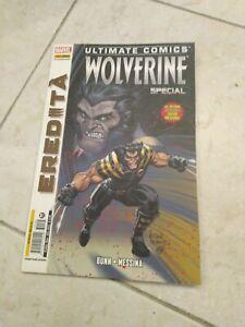 Ultimate Comics Wolverine Special Eredità Marvel Mega 85 Panini Comics