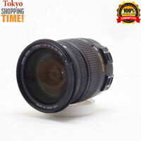 Sigma 17-50mm F/2.8 EX DC OS HSM for Nikon Lens NEAR MINT Condition from Japan