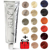 KEUNE Tinta Color Permanent Hair COLOR BLONDE & MIX COLORS 60ml Tube + GIFT