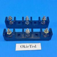 Set of 2   WP8203546 8203546 Whirlpool Oven Terminal Blocks; B7-2c
