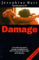 Damage, Hart, Josephine, Very Good Book