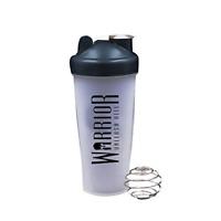Warrior Smart Protein Shaker Protien Blender Milk Shake Drink Bottle Cup Mixer