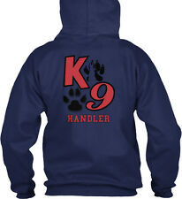 Here They Are......k9 Handler S K 9 K9 Gildan Hoodie Sweatshirt