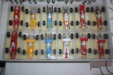 Lot de 12 voitures Formule 1 CHAMPION échelle 1/64 ?