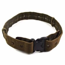 Original Austrian army suspenders belt. military pistol belt tactical belt