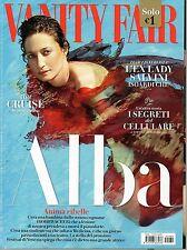 Vanity Fair.Alba Rohrwacher,Jude Law & Philipa Coan,Morgan Watkins,Tom Cruise,ii