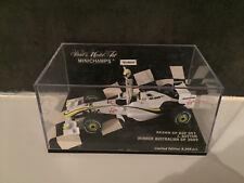 Brawn Mercedes BGP 001 Winner Australie GP 2009 Button Minichamps 1/43