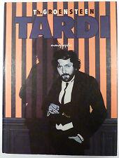 Tardi Monographie Groensteen Ed. Magic strip 1980 TBE
