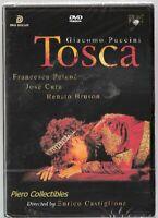 Giacomo Puccini DVD Tosca - Enrico Castiglione