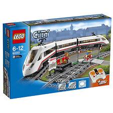 LEGO® City 60051 Hochgeschwindigkeitszug NEU OVP_ High-speed Passenger Train NEW