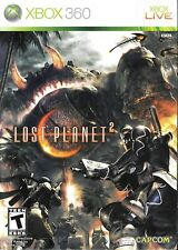 Xbox 360 Live Game - Lost Planet 2 - Complete With Booklet