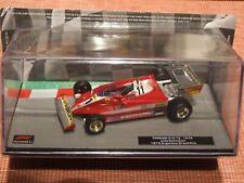 1979 Formula 1  Jody Scheckter  Ferrari 312 T3  1:43 Scale