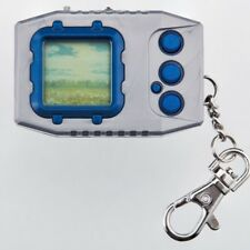 Digimon Pendulum Ver.20th Original Silver Blue Digital Monster V Pet Digivice