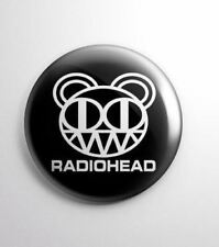 RADIOHEAD -  Pinbacks Badge Button Pin 25mm 1''
