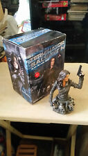 Terminator Salvation Blair William Bust Limited Edition #0407 Of 3000 By DC 2009