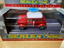 Scalextric C.481 Mini Cooper Monte Carlo 3000 Produced