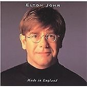 Elton John - Made in England 24HR POST!!