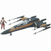 NEW Star Wars Awakening of Force Large Vehicle X-Wing Starfighter Poe Dameron