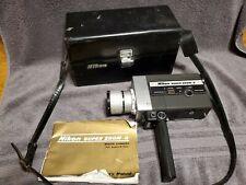 Nikon Super Zoom-8 Movie Camera