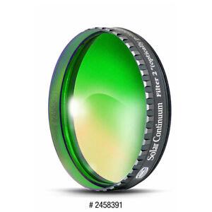 "Baader Planetarium 2"" Solar Continuum Filter # FSOL-2  2458391"