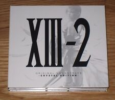 Final Fantasy XIII-2 Crystal Edition Soundtrack - Limited Collectors 4 CD OST