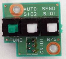 KENWOOD TS-850S PART #X48-308-B/5 REC/SEND,AUTO,TUNE SWITCHES FROM 50MIL RADIO