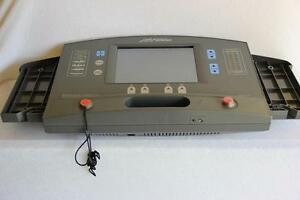 LifeFitness Ersatzteil Laufband 95 Te LCD-Display (Bedienungselement) (Tastatur)