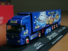 Herpa Mercedes Actros TASCHE, Sped./ REVELL - PC 120883 - 1:87