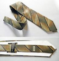 Lanvin Paris cravatta in seta vintage silk tie 1990's