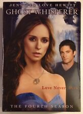 GHOST WHISPERER: Fourth Season, 6-Disc Set - MINT NEW SEALED DVDS!!