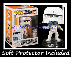 NEW Funko Pop Star Wars Concept Boba Fett Galactic Convention Exclusive PREORDER
