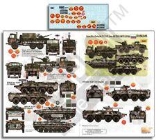 ECHELON FD D356245, 1/35 Decals for Russian AFVs in Chechen War (Pt 2)