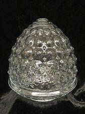 Vintage Bubble Clear Glass Ceiling Light Globe