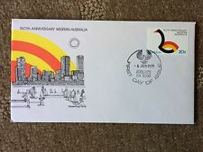 150th Anniversary of Western Australia 1979 First Day Cover