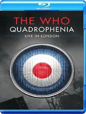 THE WHO - QUADROPHENIA-LIVE IN LONDON (BLU-RAY)  BLU-RAY NEW+
