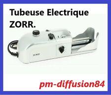 TUBEUSE Electrique ZORR. Machine à tuber. + 1 Boîte de 300 Tubes. PIRATUBE