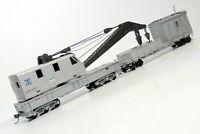 MOW TRAINS HO Custom SANTA FE Crane #205456 & Tender Car #328425 Work Train KD5
