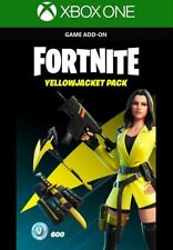 Fortnite - The Yellow jacket Pack (Xbox One) Xbox Live Key + 600 VBUCKS EUROPE