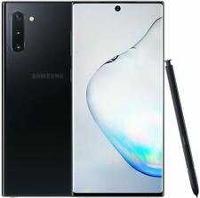Samsung Galaxy Note 10+ 4G Smartphone 12GB RAM 256GB Unlocked - *Aura Black* B