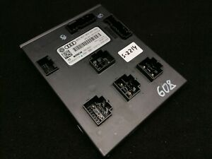 Steuergerät Bordnetzsteuergerät 8K0907063AH Audi A4 8K
