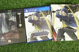 God eater off shot Scean soma twin pack and animation no4  from Japan