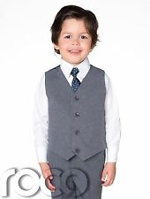 Page Boy Suits, Boys Waistcoat Suit, Boys suits, Navy Suit, Grey Suit, Blue Suit