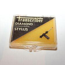 Transcriber #68 Diamond Phonograph Stylus Needle - Tetrad 11D