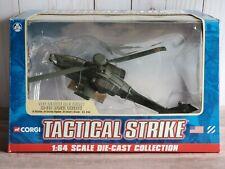 Corgi 2003 Operation Iraqi Freedom AH-64D Apache Longbow 1:64 Diecast Helicopter