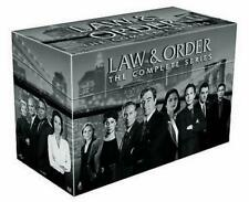 Law  Order: The Complete Series (DVD, 2011, Canadian)