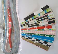 """QUILLING Paper Stylized DOUBLE Sided VARIETY PACKS 3/8"""" Wide"""