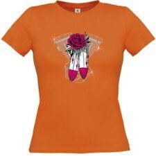 Camisas y tops de mujer de manga corta Harley-Davidson de 100% algodón